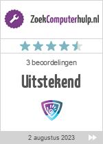 Recensies van servicebedrijf Johan Willemsen Computers op www.zoekcomputerhulp.nl