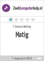 Recensies van servicebedrijf Thencomputerservice op www.zoekcomputerhulp.nl