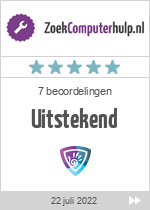 Recensies van servicebedrijf CompUtrecht op www.zoekcomputerhulp.nl