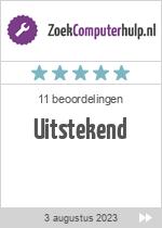 Recensies van servicebedrijf Computersupport Apeldoorn op www.zoekcomputerhulp.nl