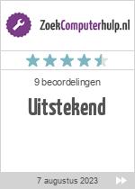 Recensies van servicebedrijf PcHulpNederland op www.zoekcomputerhulp.nl