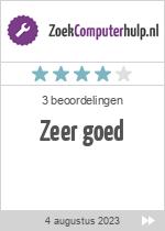 Recensies van servicebedrijf M.C.S. - Maas Computer service op www.zoekcomputerhulp.nl