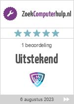 Recensies van servicebedrijf Rods op www.zoekcomputerhulp.nl